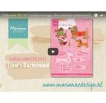 Video Marianne Design, inbaar COL1411, hond