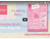 Vídeo Marianne diseño, coleccionable COL1313, Cuna