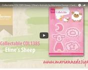 Vídeo Marianne diseño, coleccionable COL1385, Schaaf