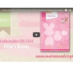 Video Marianne Design, Collectable COL1354 bunny