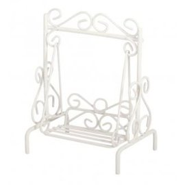 Embellishments / Verzierungen Mini swing, 7x5x9cm