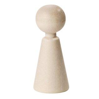 Objekten zum Dekorieren / objects for decorating Figure cone, 37 mm, 6 pieces
