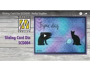 Instruction video for the Sliding Card punching template Article: Kh494392 BCD004