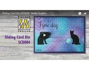 video instructivo para el deslizamiento artículos de la plantilla de tarjeta de perforación: Kh494392 BCD004