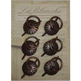 LaBlanche LaBlanche, metal round handle - antique copper