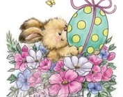 * Pâques / printemps