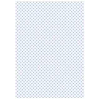 Spellbinders und Rayher Motif cardboard baby motives, 213x310mm, 190 g / m2, baby blue