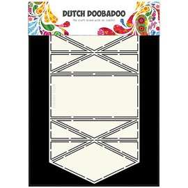 Dutch DooBaDoo Dutch Doobadoo, Plastik Schablone, Card Art Diamond