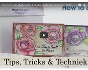 Tips, Tricks Masking Pad
