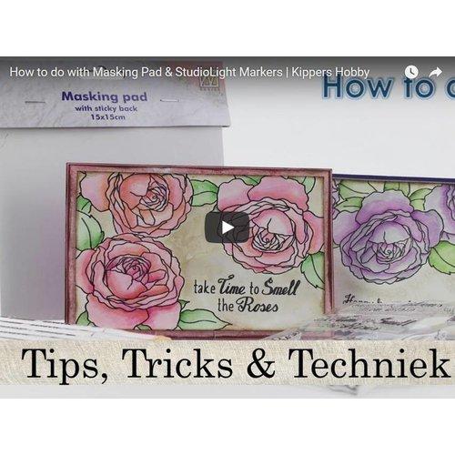 Tips, Tricks Masking Pad