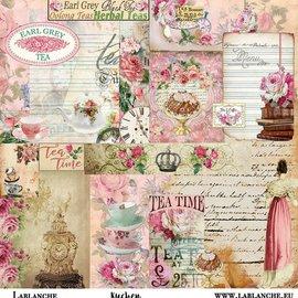 "LaBlanche LaBlanche, scrapbooking / card paper ""cake"""
