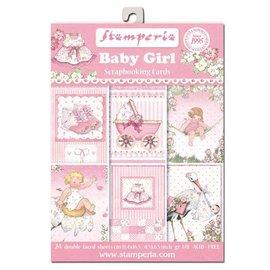 Stamperia Stamperia: Scrapbooking / Karten SET: Baby - zurück vorrätig!