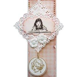Marianne Design Stanseskabelon,  til stansning med en stansemaskine: LR0213