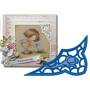 Marianne Design Cutting and embossing template: LR0215