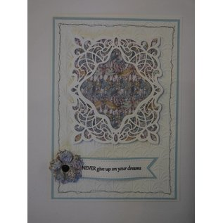 CREATIVE EXPRESSIONS und COUTURE CREATIONS Stanzschablone, Filigrane Ornamental Frame - back in stock!