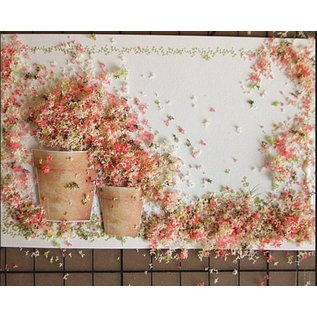 BASTELZUBEHÖR, WERKZEUG UND AUFBEWAHRUNG Flower Soft, autumn color