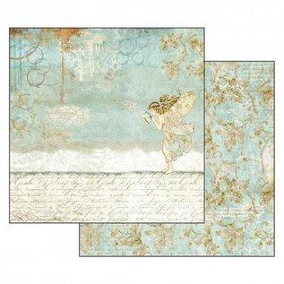 Stamperia und Florella NIEUW! Stamperia: Scrapbooking Paperblock, Wonderland