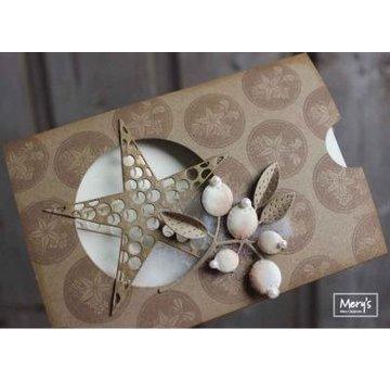 Joy!Crafts / Jeanine´s Art, Hobby Solutions Dies /  Joy!Crafts, Snij  en embossing sjabloon: Corner Butterfly - Copy