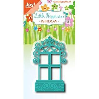 Joy!Crafts / Jeanine´s Art, Hobby Solutions Dies /  Joy!Crafts, Snij  en embossing sjabloon: Deco-raam