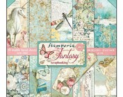 Scrapbooking and card paper: Wonderland