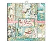 Scrapbooking und Kartenpapier: Wonderland
