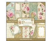 Scrapbooking und Kartenpapier:  Precious