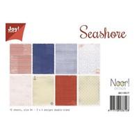 """Paper set A4, """"Seashore"""""""