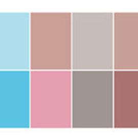 Joy!Crafts / Jeanine´s Art, Hobby Solutions Dies /  Conjunto de papel A4, colores a juego uni