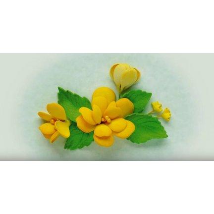 Leane Creatief Flower Foam: 3D Foam  Blumen