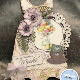 Pronty Scrapbooking Album MDF Del Underdress: Baby Theme