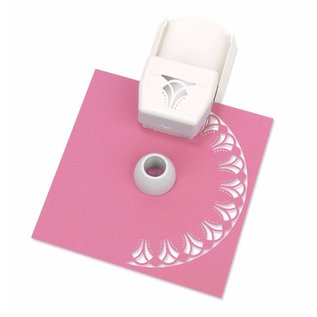 EK Succes, Martha Stewart Stempelcassette-inzetstuk voor cirkelvormige randen
