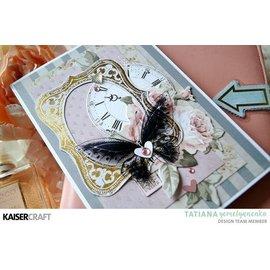 Kaisercraft und K&Company Kaisercraft coleccionables Romantique, 45 adornos