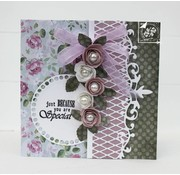 Joy!Crafts / Jeanine´s Art, Hobby Solutions Dies /  cutting and embossing template: lace  border