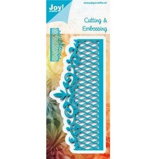 Joy!Crafts / Jeanine´s Art, Hobby Solutions Dies /  skæring og prægning skabelon: blonder kant