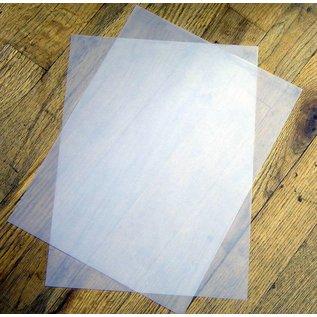 DESIGNER BLÖCKE / DESIGNER PAPER A4 Premium Vellum, 21,6x27,9cm, 5 ark