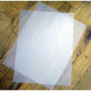 Karten und Scrapbooking Papier, Papier blöcke A4 Premium Vellum, 21,6x27,9cm, 5 folhas