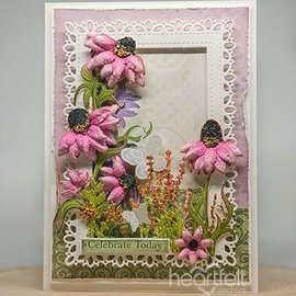 Heartfelt Creations aus USA Créations sincères, collection Backyard Blossoms