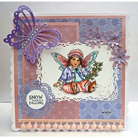 Crafter's Companion Timbre en caoutchouc, ange