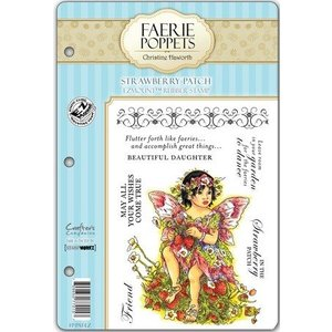 Crafter's Companion Rubberstempel, engel