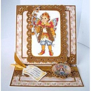 Crafter's Companion Gummi stempel, engel