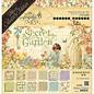 GRAPHIC 45 Graphic 45 Secret Garden 12x12 Polegadas Deluxe Colecionadores Editon