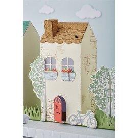 Docrafts / X-Cut Plantilla de corte y estampado: Deco Design House