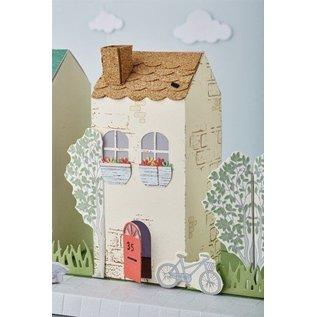 Docrafts / X-Cut modelo de corte e gravação: Deco Design House