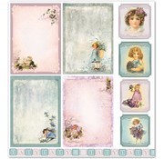 """LaBlanche LaBlanche Design Paper """"Children / Baby 5"""" nostalgie Puur!"""