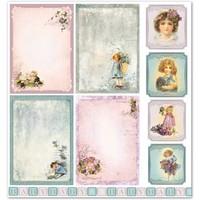 """LaBlanche Design Paper """"Children / Baby 5"""" nostalgia Pure!"""