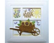 Idee creative e articoli artigianali sul tema del giardino, colazione, estate e festività!
