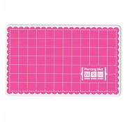 """BASTELZUBEHÖR, WERKZEUG UND AUFBEWAHRUNG Cucire il tappetino per piercing facile rosa, 34 x 20 cm (7 """"x 12"""" pollici)"""