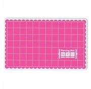 """BASTELZUBEHÖR, WERKZEUG UND AUFBEWAHRUNG Sy Easy Piercing Mat Pink, 34 x 20 cm (7 """"x 12"""" tommer)"""