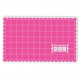 """BASTELZUBEHÖR, WERKZEUG UND AUFBEWAHRUNG Coser Easy Piercing Mat Pink, 34 x 20 cm (7 """"x 12"""" pulgadas)"""