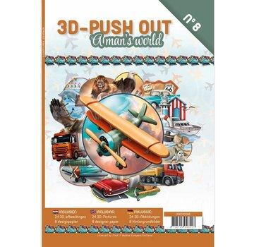 AMY DESIGN un libro completo con 24 immagini 3D